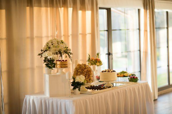 Vestuvių desertai