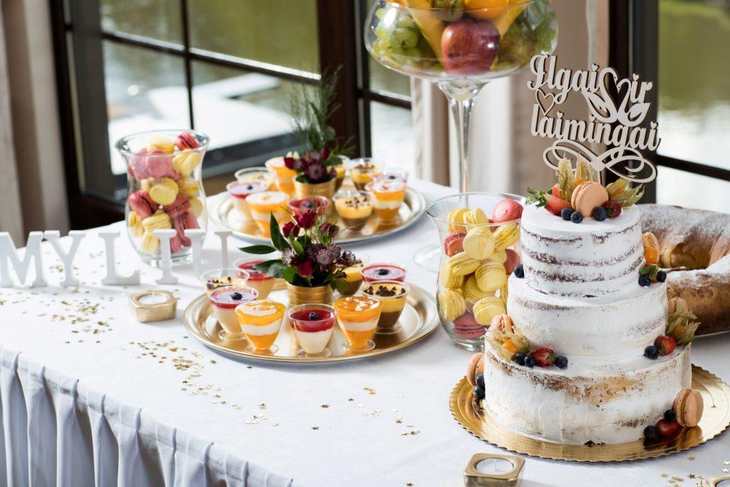 Vestuvių saldumynai